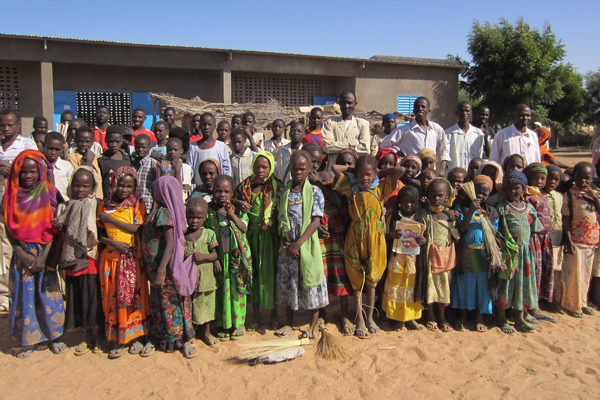You Made This Possible: Darfur Dream Team Progress Report