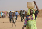 Darfur Camps Refuse Aid, Make a Statement