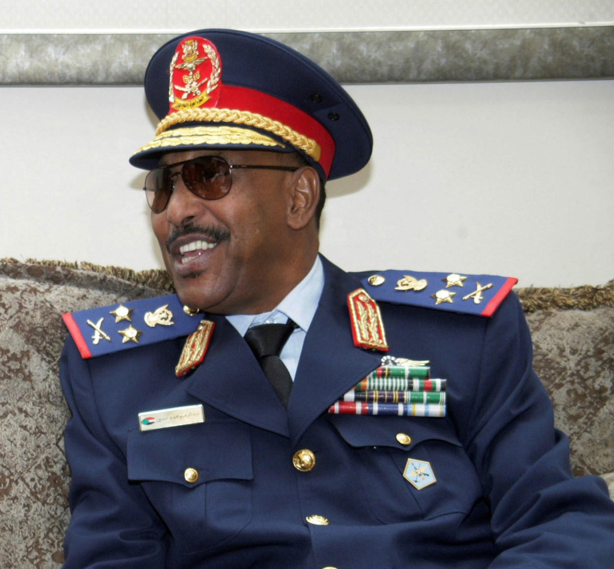 ICC Issues Arrest Warrant for Sudanese Defense Minister Hussein