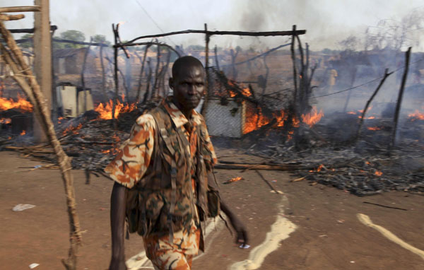 Sudan Forces Bomb South Sudan; Negotiations Stall