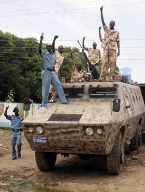 Conflict in Blue Nile: Rebel Stronghold Falls to Sudan Army