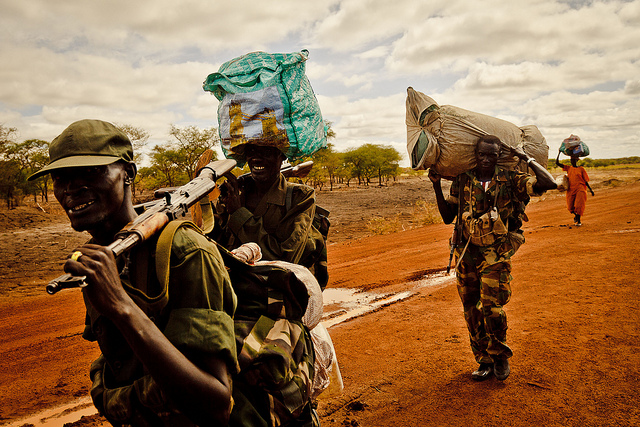 Invoking Responsibility to Protect in Sudan, Enough Calls for Add'l Military Support for South