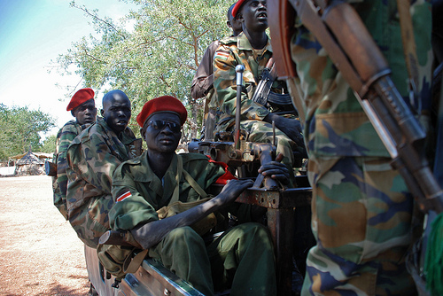 Munitions Found at Site of Recent Clashes Link South Sudan's White Army to External Support