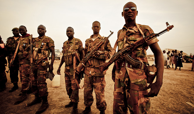 U.N. and A.U. React to Sudan-South Sudan Border Conflict