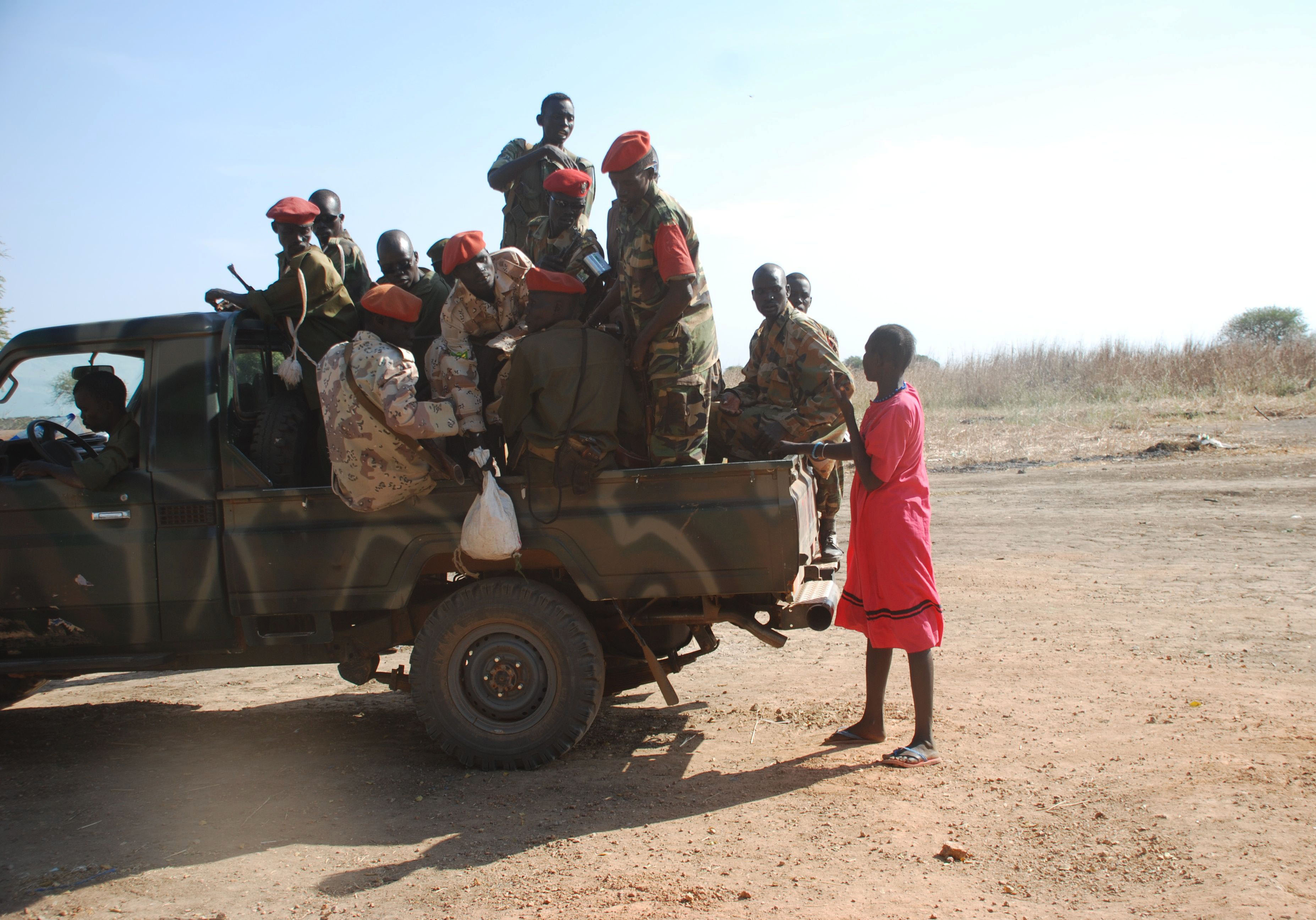 South Sudan Army on the Offensive Following Malakal Flare-ups