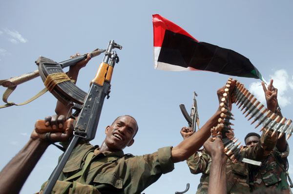 Washington Post Oped: Keeping Sudan from Becoming Another Syria