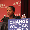 Susan Rice: A Bellwether for U.S. Policy on Darfur