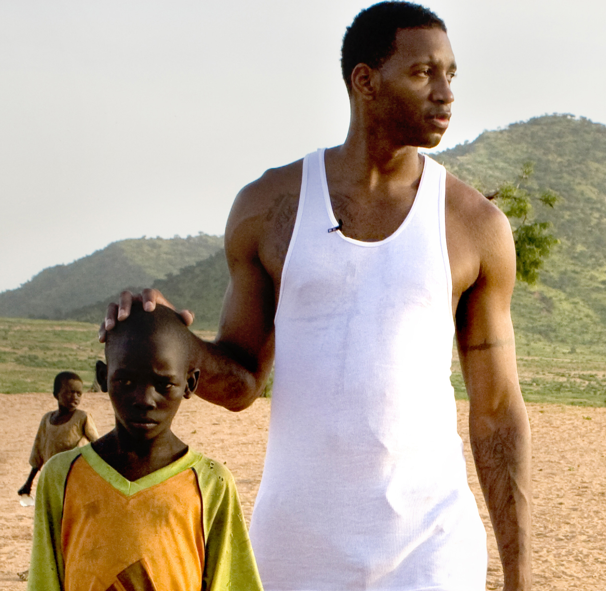 """Tracy McGrady """"How can the world be aware and do nothing """" The"""