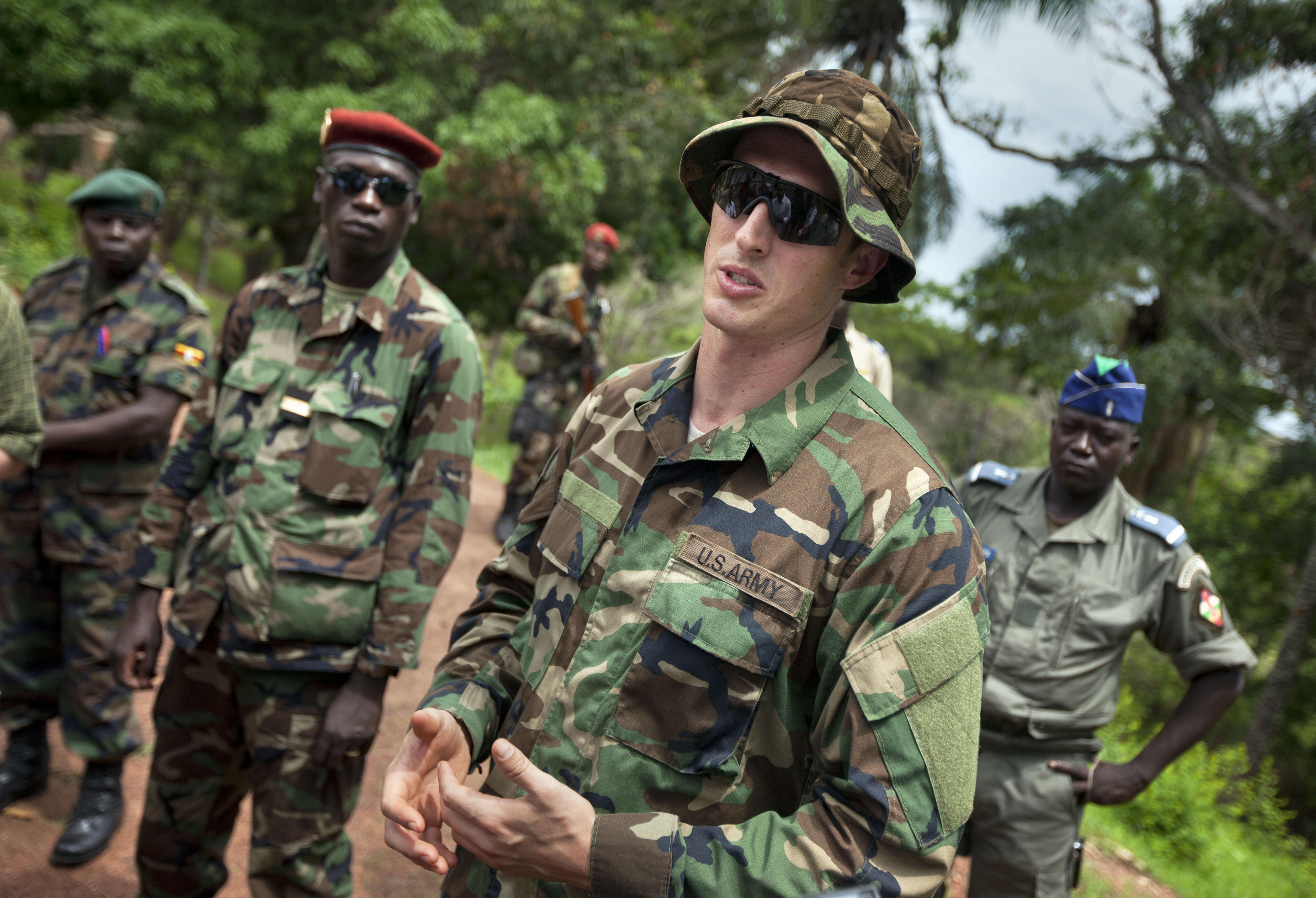 Policy Alert: The United States and Uganda Should Remain Committed to Ending  the Lord's Resistance Army