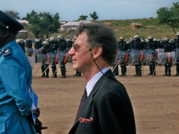 U.S. Envoy Visits Africa's Great Lakes Amid Controversy Over Rwandan Support to Rebels in Congo
