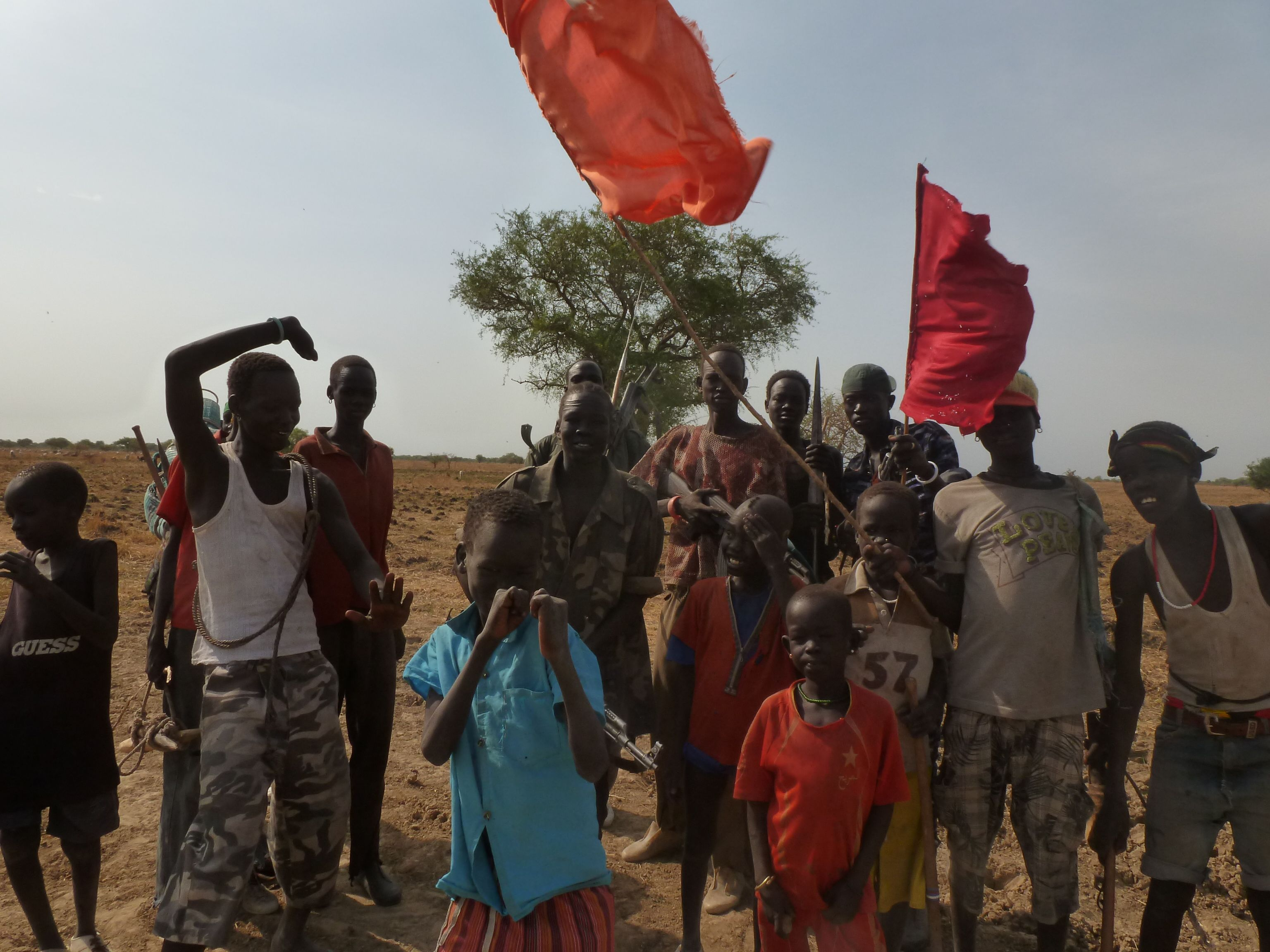 Caught in the Crossfire: Child Soldiers in South Sudan Have Few Alternatives