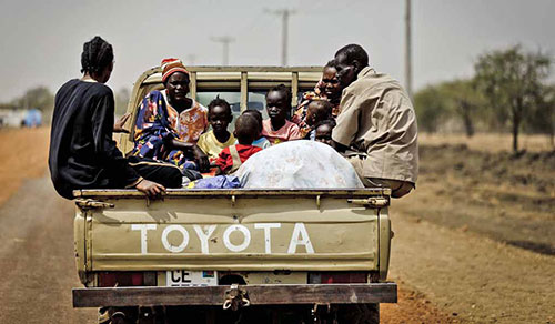 Abyei: Sudan's West Bank