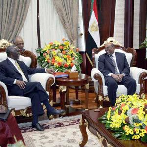 Shooting Blanks at Sudan