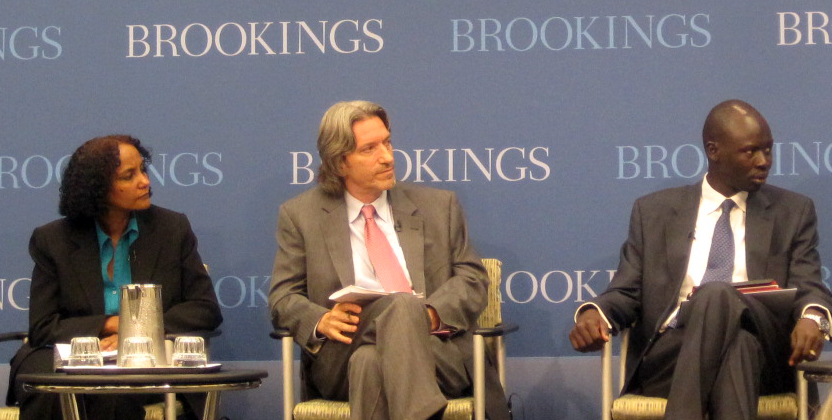 John Prendergast Joins Brookings Panel to Assess Opportunities and Challenges for South Sudan