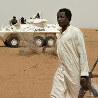 An Axis of Peace for Darfur: The United States, France, and China