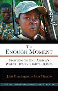 Cover of the Enough Moment