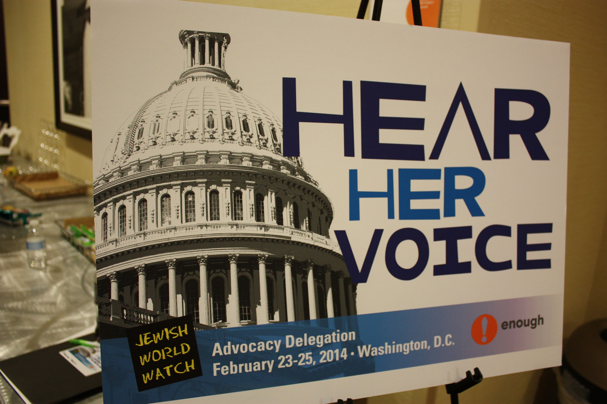 Hear Her Voice: Activists on Capitol Hill
