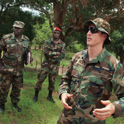 Mission in the Balance: Challenges for U.S. Advisors in Helping to End the LRA