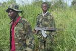 Child soldier in eastern Congo - AP