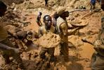Mining in eastern Congo