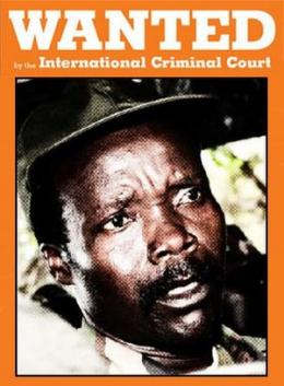 Kony Wanted poster
