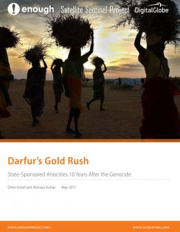 Darfur Gold cover