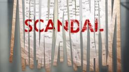 "ABC's ""Scandal"" television show logo"