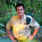 Director of Virunga National Park, Mr. Emmanuel De Merode