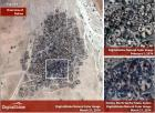 Destruction in East Jebel Marra (DigitalGlobe)