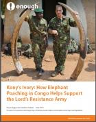 Kony's Ivory cover page