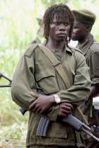 LRA fighter in South Sudan - Enough