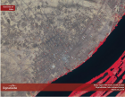 Overview of Kaka, South Sudan(Satellite Sentinel Project/DigitalGlobe)