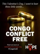 Three Little Words . . . Congo Conflict Free