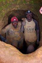 Congolese miners