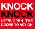 Knock Knock for Uganda: Open the Doors for Action