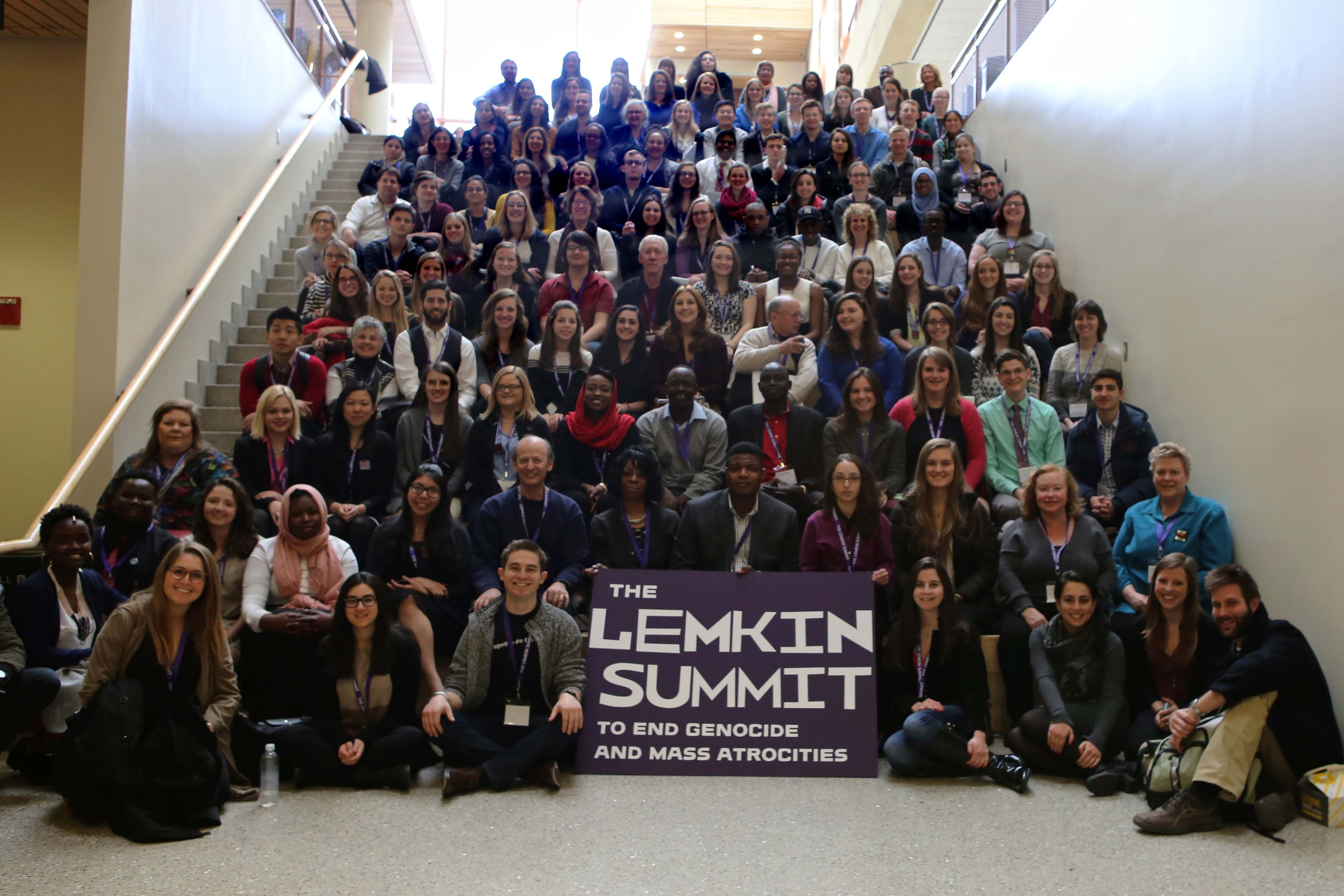 Advocates Take Action in D.C. for 2nd Lemkin Summit