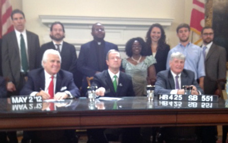 Gov. O'Malley Signs Maryland's Conflict Minerals Bill