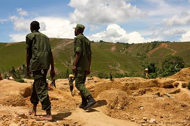 Field Dispatch: Conflict Minerals Windfall for Armed Forces in Eastern Congo