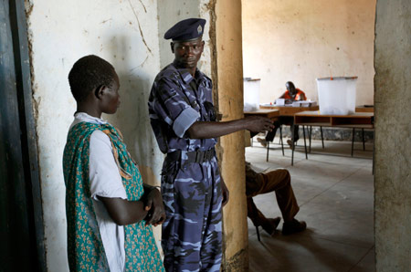 Southern Sudan's Post-Election Flashpoints