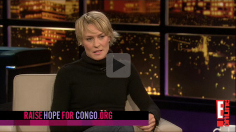 Robin Wright on Chelsea Lately