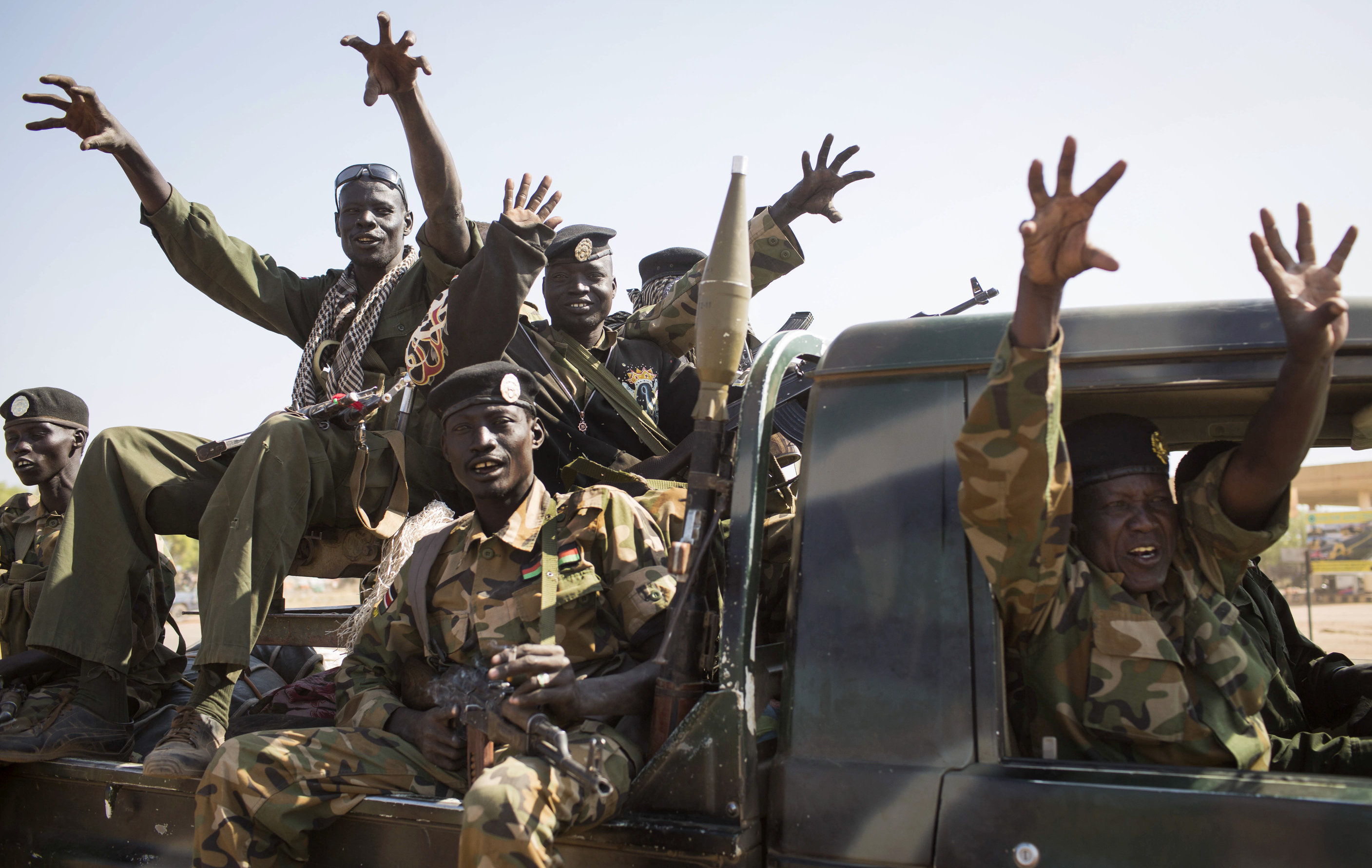 Daily Beast Op-ed: Government Ceasefire Is First Step Towards Peace in South Sudan