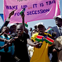 Democracy: A Key to Peace In Sudan (Strategy Paper)