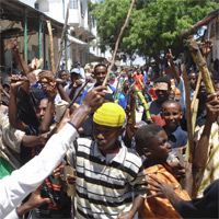Somalia: A Country in Peril, a Policy Nightmare