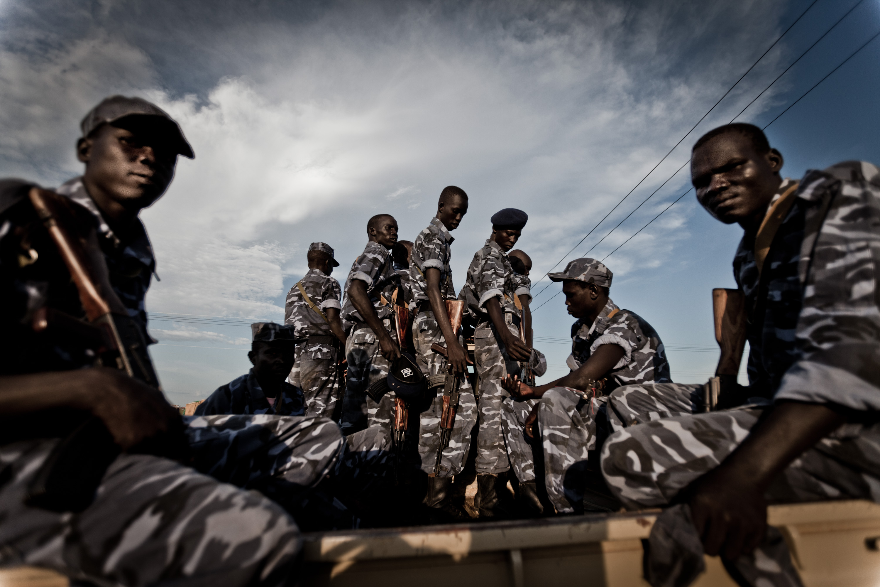Field Dispatch: The Challenge of Tackling Terrorism in South Sudan