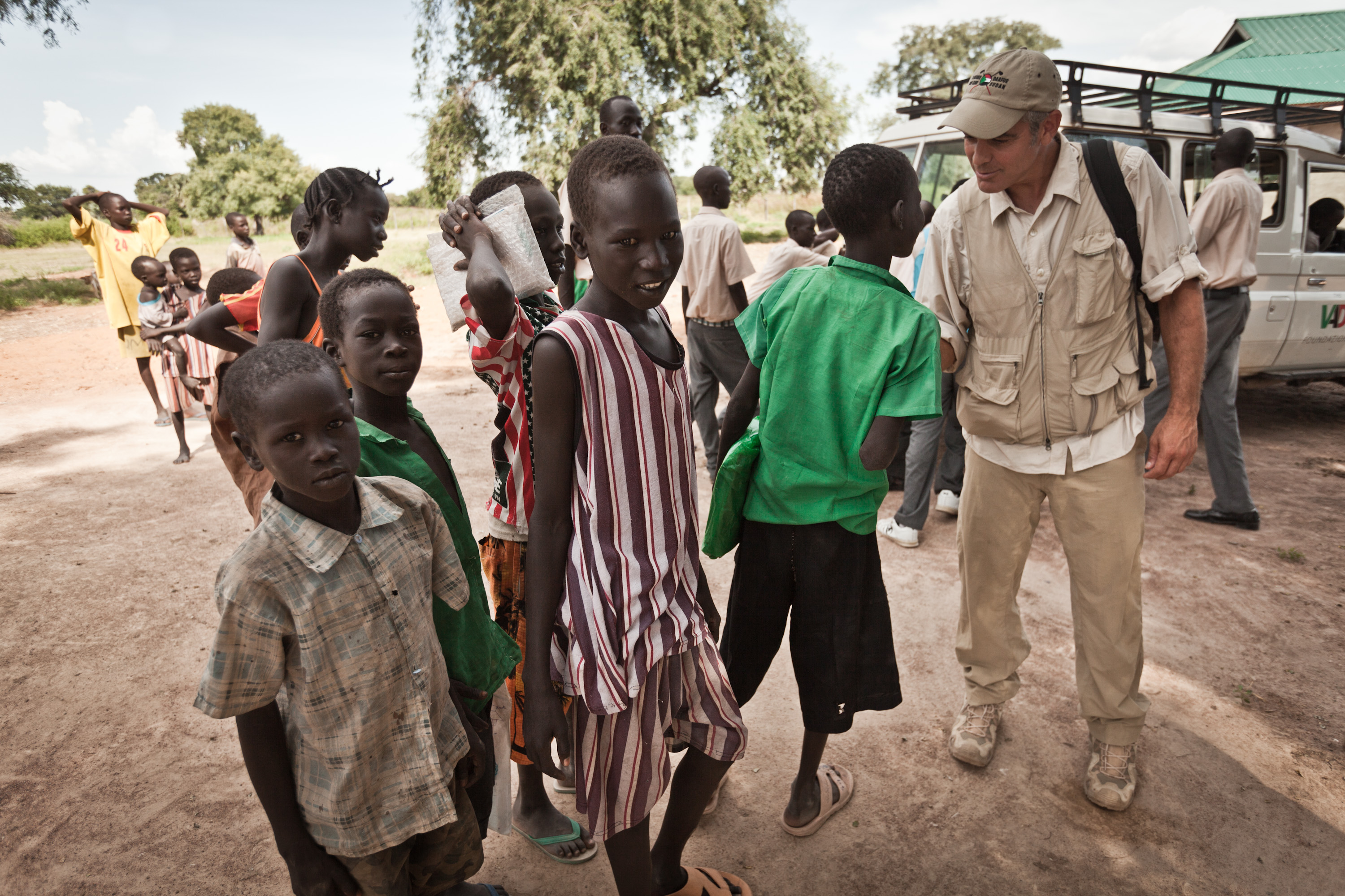 USA Today Op-ed: George Clooney: Sudan could become a second Syria