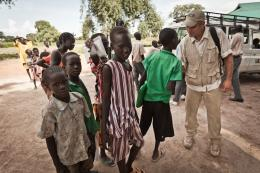 Daily Beast Op-ed: George Clooney: How to Stop An Inferno in South Sudan