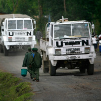 Peace Process Near Collapse in Eastern Congo