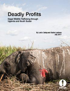 Deadly Profits: Illegal Wildlife Trafficking through Uganda and South Sudan