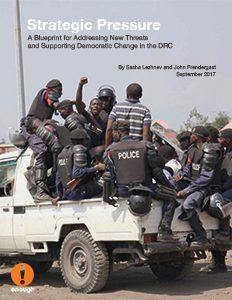 Strategic Pressure: A Blueprint for Addressing New Threats and Supporting Democratic Change in the DRC