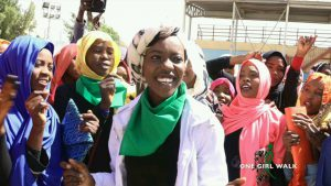 Sharing Emi Mahmoud's Dreams for Peace on International Women's Day 2018